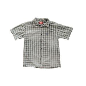 Ecko Unlimited Woven Plaid Button Down